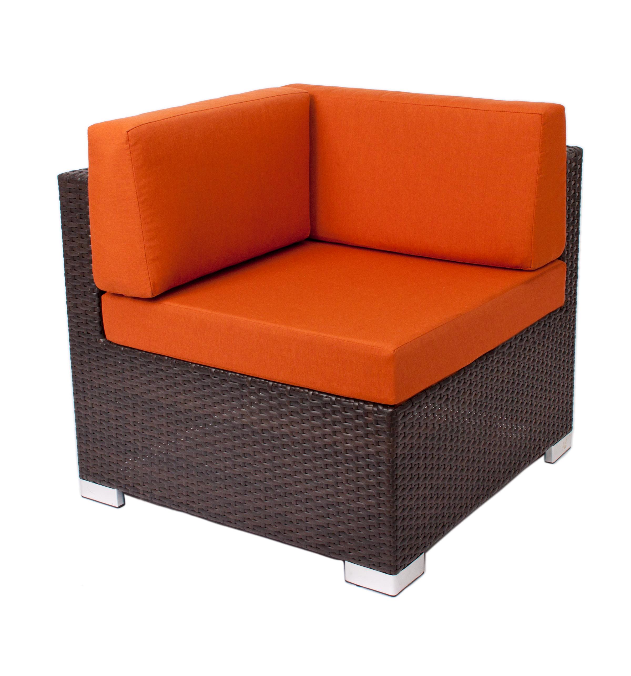 Cushions For Aruba Corner Sofa Section Millennium Seating