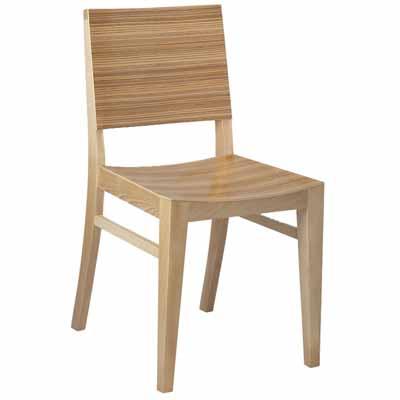 madison wood restaurant chair | millennium seating | usa