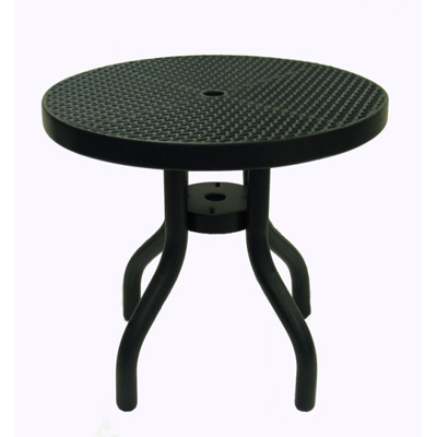Round Patio Table Millennium Seating - 30 inch round outdoor table