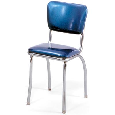 50u0027s Classic Retro Diner Chair
