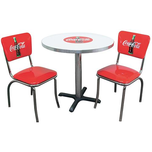 Coke Table U0026 2 Chairs Set