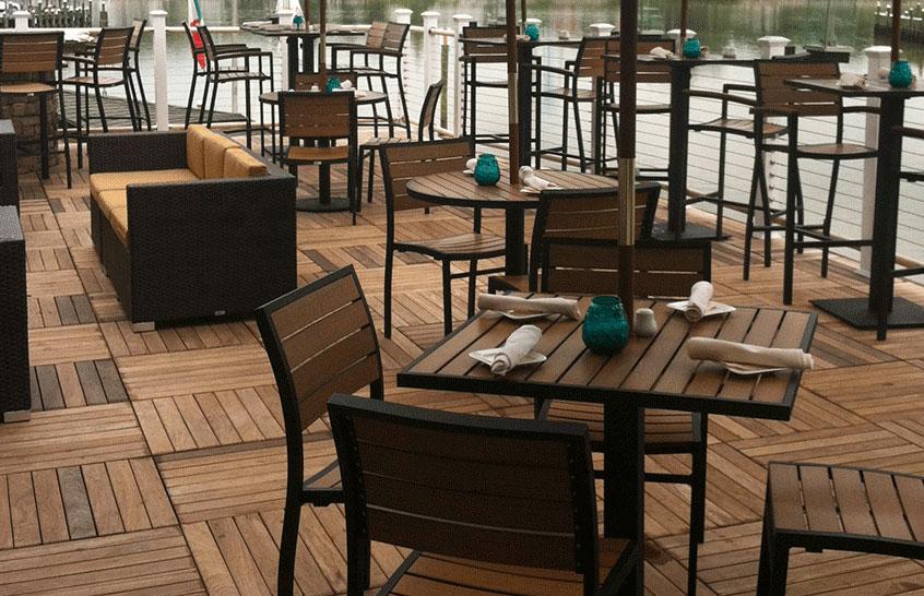Inspiration gallery millennium seating usa restaurant