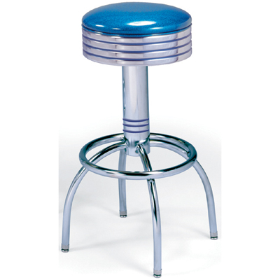 50 S Retro Bar Stool With Arch Legs Millennium Seating
