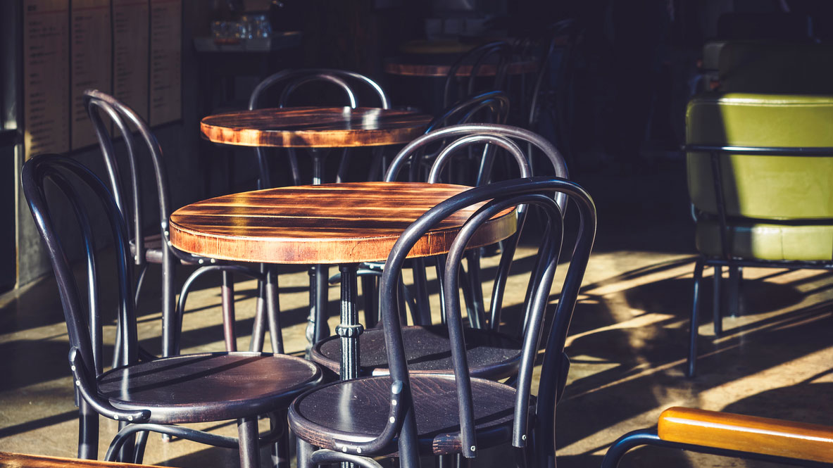 Madison wood bar stool millennium seating usa
