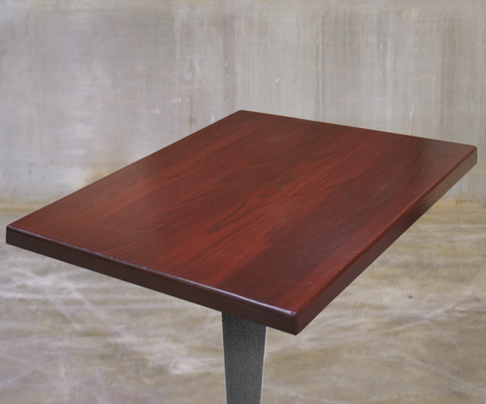 Ash Wood Table ~ Premium solid ash wood table top millennium seating