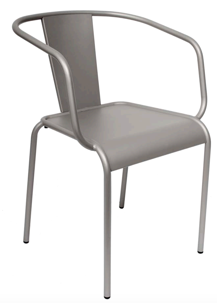 Tara X Outdoor Stacking Armchair Millennium Seating